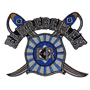 Aufnäher Elbrebellen