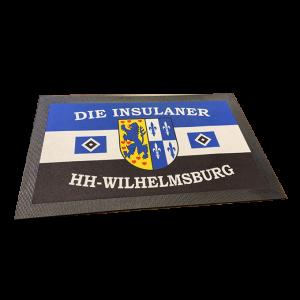 """Biermatte """"Die Insulaner"""""""