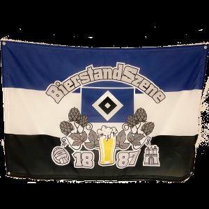 Fahne Bierstand