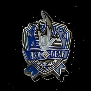 Pin deaf