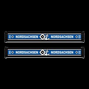 """Seidenschal """"Nordsachsen"""""""