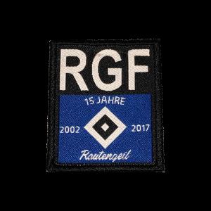 Web-Aufnäher RGF